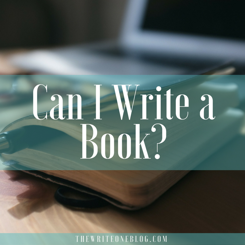 Can I Write A Book? Discover If Writing Is For You!