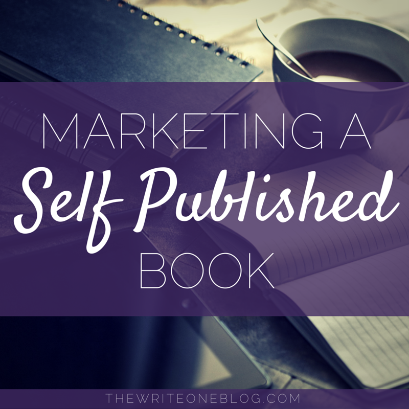Marketing A Self Published Book - Take Charge Of Your Marketing Now!