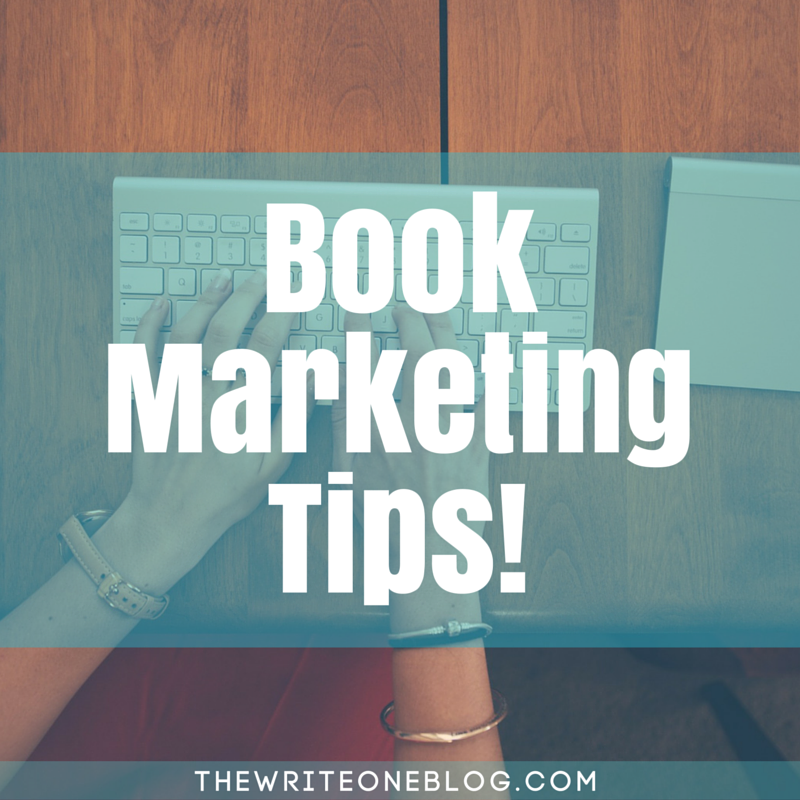 Book Marketing Tips – How Authors Can Promote Their Website! - VIDEO