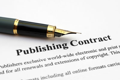The Traditional Publishing Path - How To Get Signed To A Publishing Company