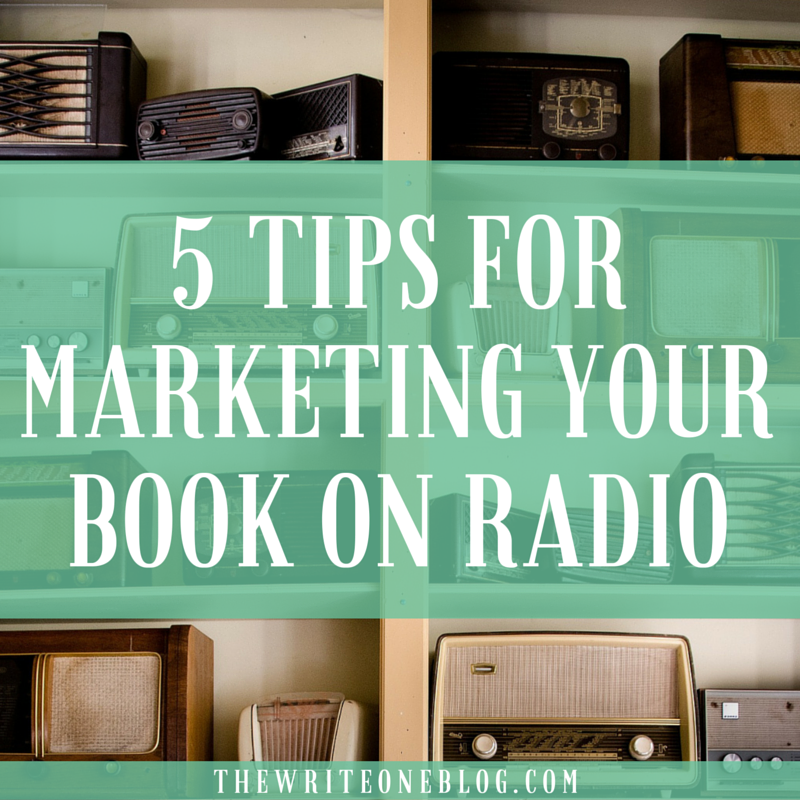 Marketing Your Book On Radio - 5 Tips To Be Interview Ready!