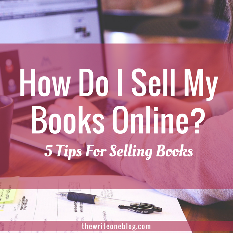 Sell My Books Online - 5 Tips For Selling Books
