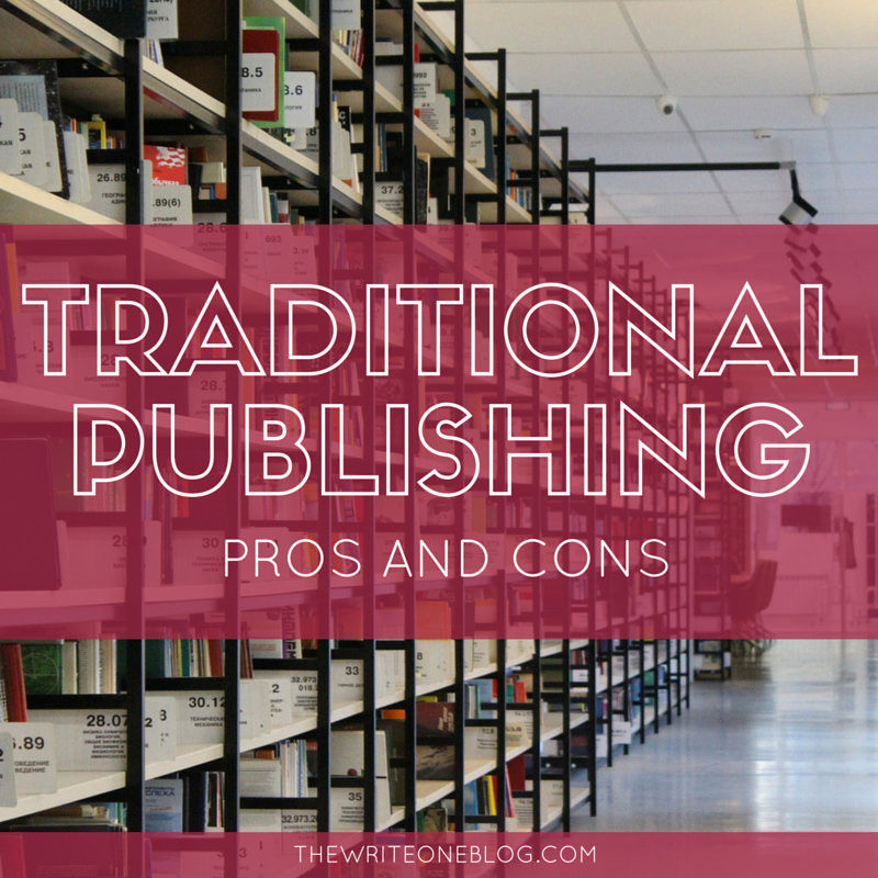 Traditional Publishing Pros And Cons – Weigh Your Publishing Options!