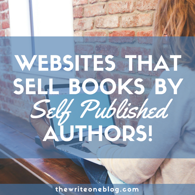 Websites That Sell Books By Self Published Authors