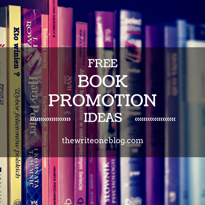 Free Book Promotion Ideas - Learn Ways To Garner Free Book