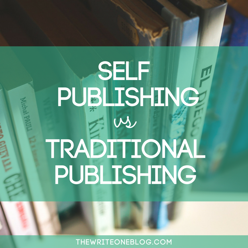 What Everybody Ought to Know About Self Publishing vs Traditional!