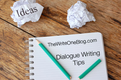 dialogue writing tips