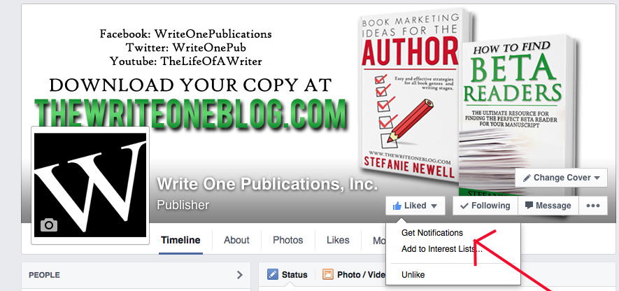 Book Marketing On Facebook