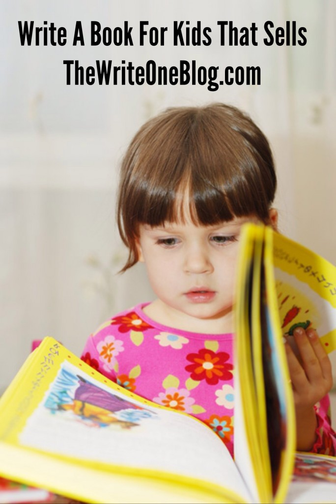 Write A Book For Kids That Sells!