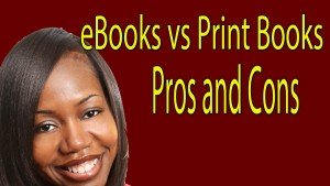 ebooks vs print books