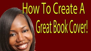 create a book cover