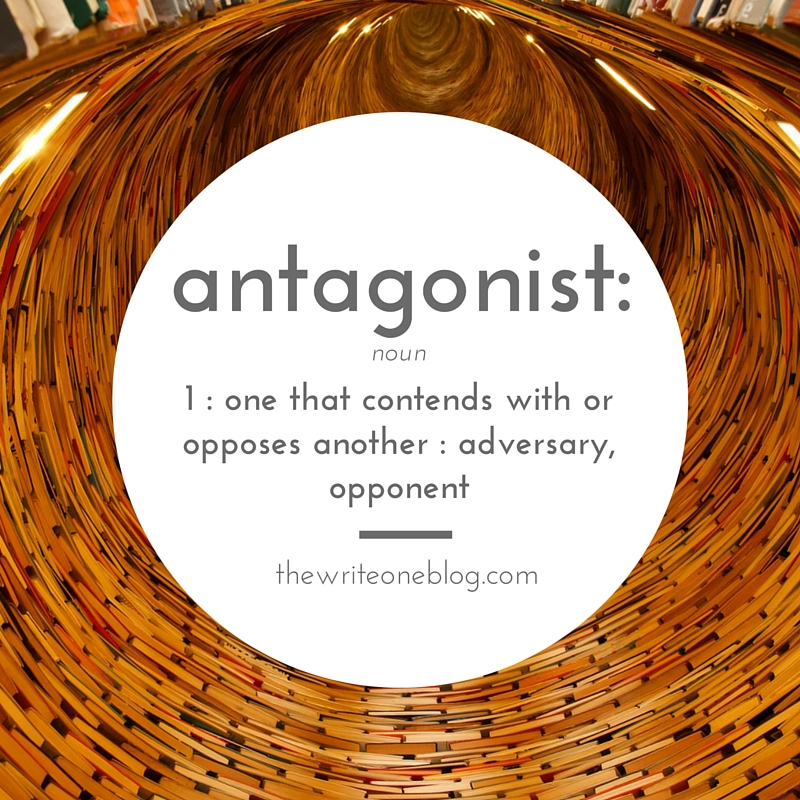 How To Create An Amazing Antagonist!