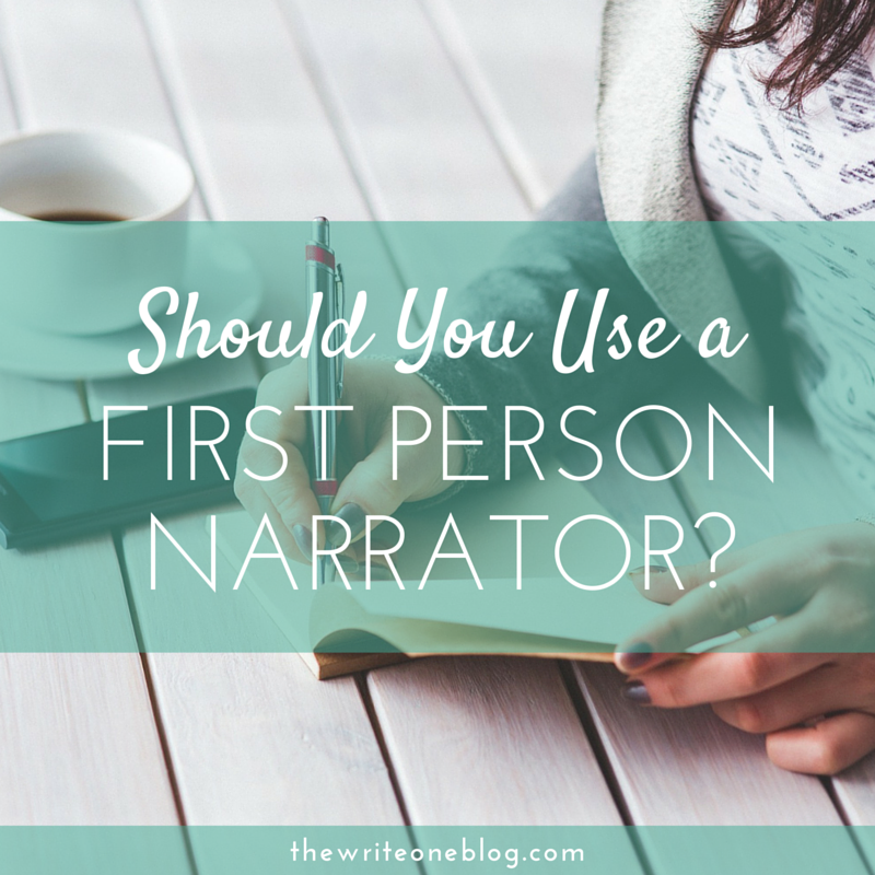 Should You Use a First Person Narrator?