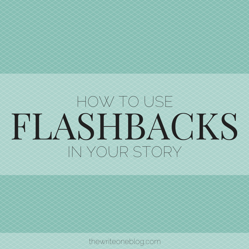 How to Use Flashbacks in Your Story