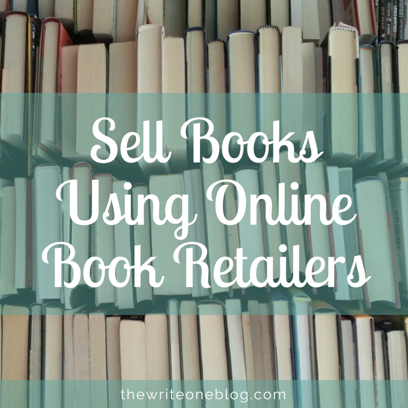 Sell Books Using Online Book Retailers