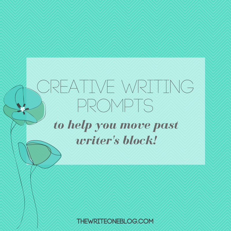 Creative Writing Prompts to Help You Move Past Writer's Block