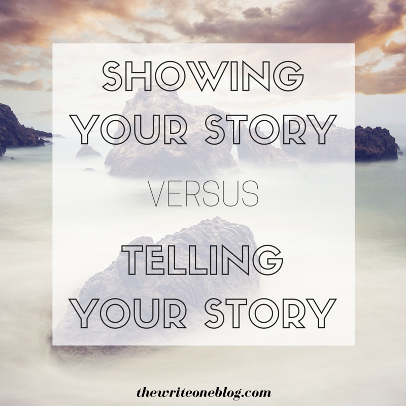 Showing vs Telling In Fiction Writing