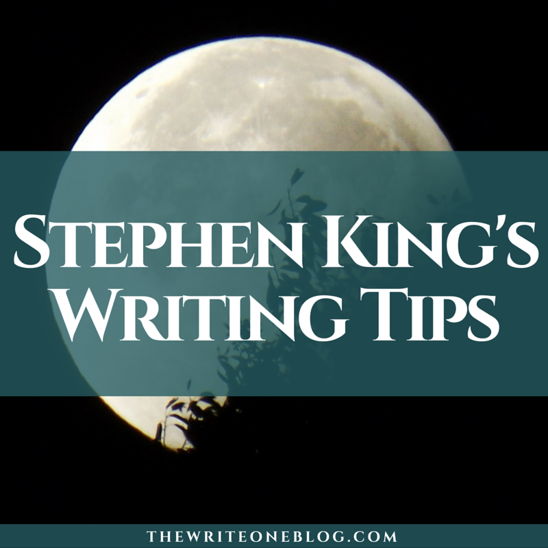 5 Stephen King's Writing Tips To Become A Better Writer