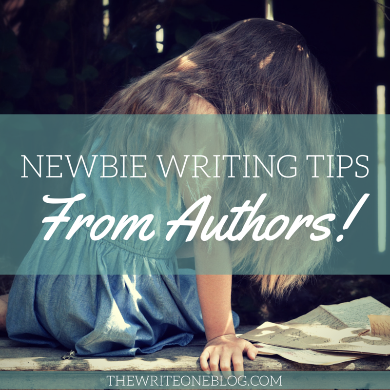 Newbie Writing Tips From Authors