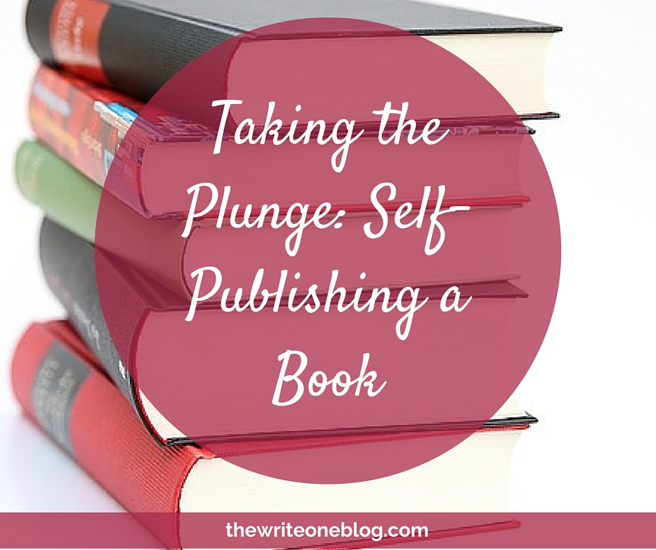 Taking the Plunge: Your Guide to Self-Publishing a Book