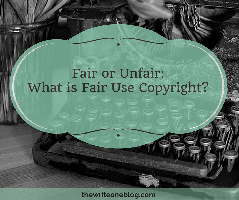 What Is Fair Use Copyright?