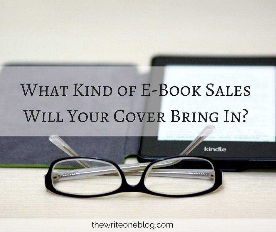 What Kind of E-Book Sales Will Your Cover Bring In?