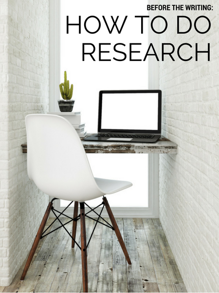 How To Do Research And Write Faster